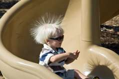 National Static Electricity Day