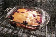 National Cherry Cobbler Day