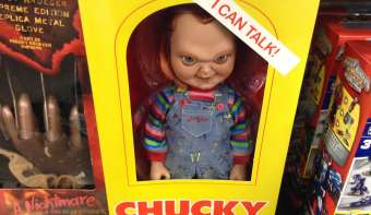 Read more about Chucky, The Notorious Killer Doll Day