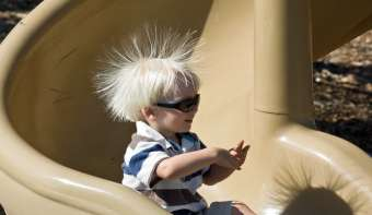 Read more about National Static Electricity Day