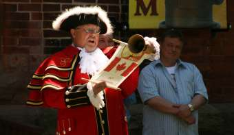 Read more about International Town Criers Day