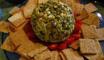 Read more about National Cheeseball Day