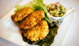 Read more about National Corn Fritters Day