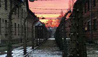 Read more about Holocaust Memorial Day