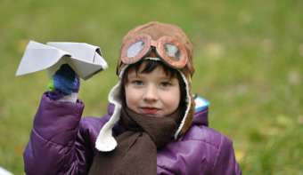 Read more about National Paper Airplane Day