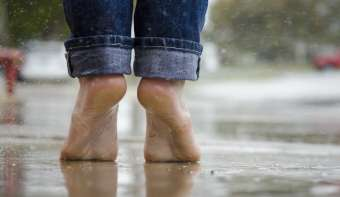 Read more about National Go Barefoot Day