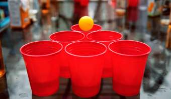 World Beer Pong Day