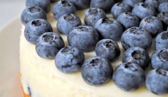 Read more about National Blueberry Cheesecake Day
