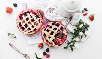 Read more about National Strawberry Rhubarb Pie Day