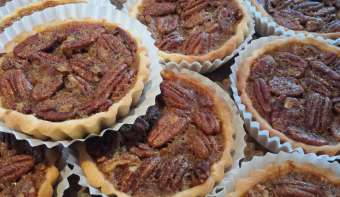 National Chocolate Pecan Pie Day