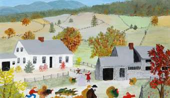 Read more about National Grandma Moses Day