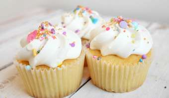 Read more about National Vanilla Cupcake Day