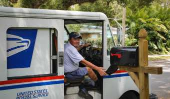 Read more about National Postal Worker Day