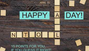 Read more about National Scrabble Day
