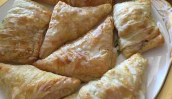 Read more about National Apple Turnover Day