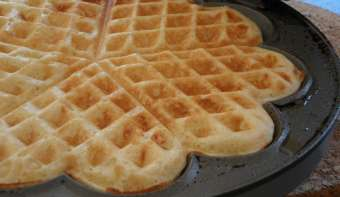 Read more about National Waffle Iron Day