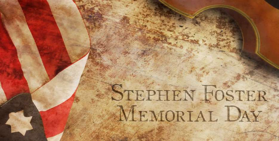 Stephen Foster Memorial Day in USA in 2021