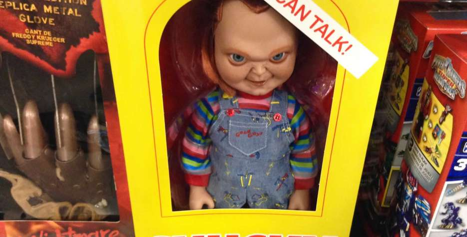 Chucky, The Notorious Killer Doll Day in USA in 2021