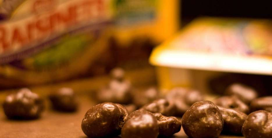 National Chocolate Covered Raisin Day in USA in 2021