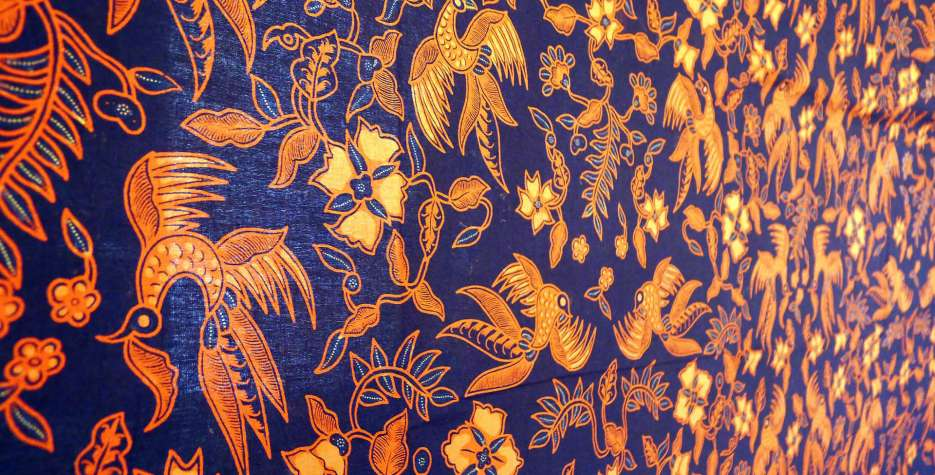 National Batik Day in Indonesia in 2021