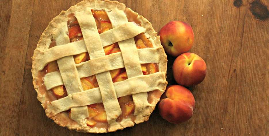 National Peach Pie Day in USA in 2021
