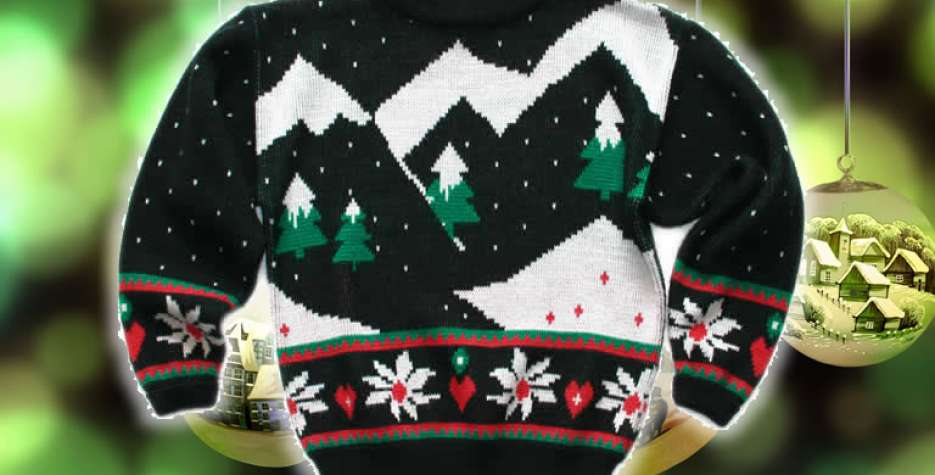 Find out the dates, history and traditions of Christmas Jumper Day