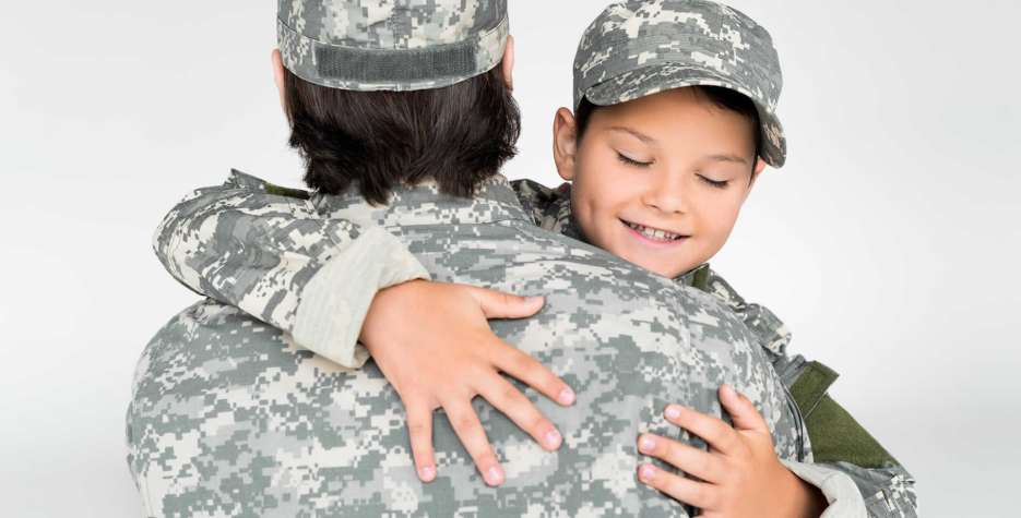 National Hug a G.I. Day in USA in 2021