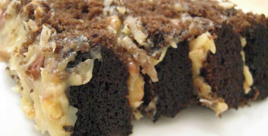 National German Chocolate Cake Day in USA in 2021