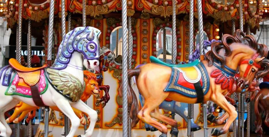 National Merry-Go-Round Day in USA in 2021