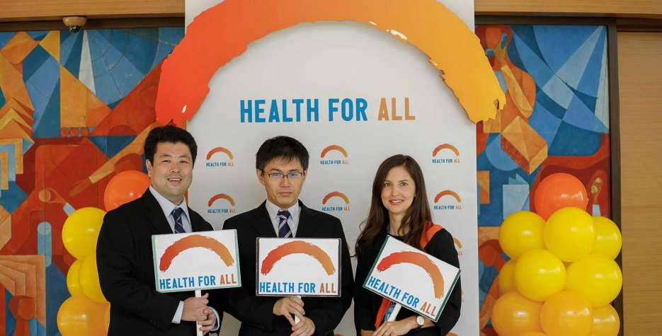 World Health Day in United Nations in 2021