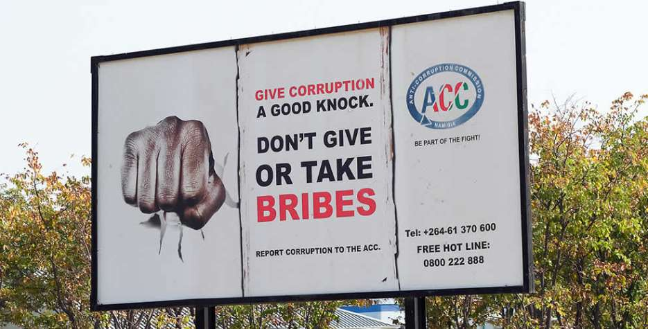 International Anti-Corruption Day  in United Nations in 2020