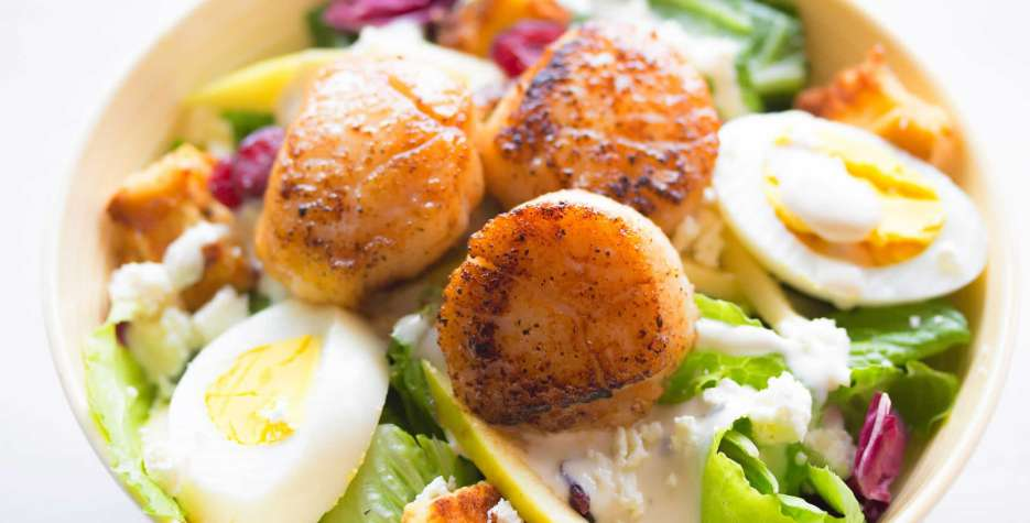 National Baked Scallops Day in USA in 2021