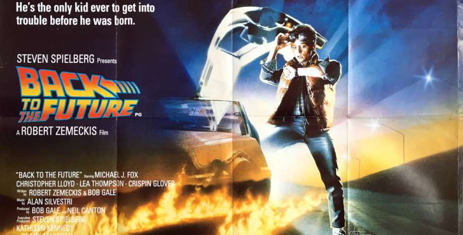 Back to the Future Day around the world in 2021