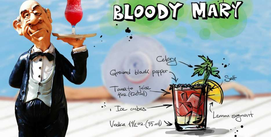 National Bloody Mary Day in United Kingdom in 2021