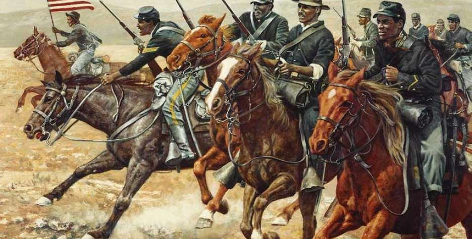 Buffalo Soldiers Day in USA in 2021