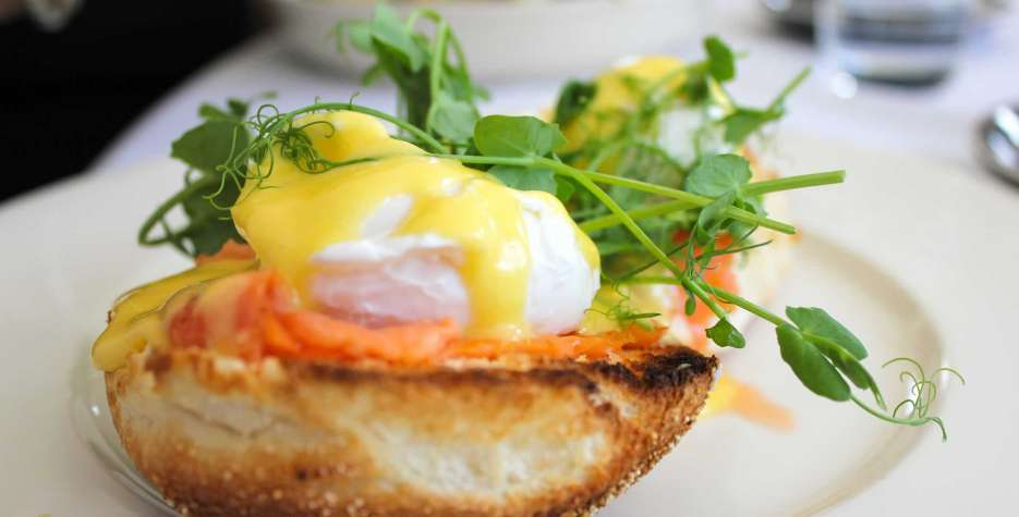 National Eggs Benedict Day in USA in 2021