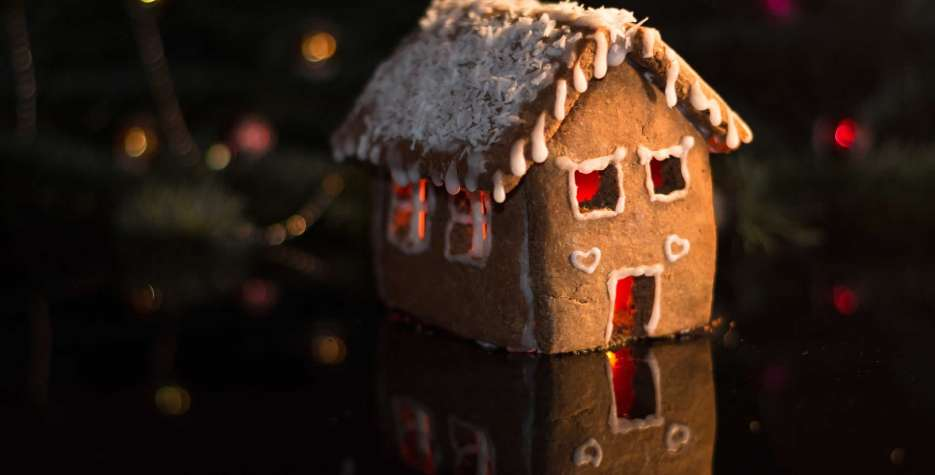 Gingerbread House Day in USA in 2021