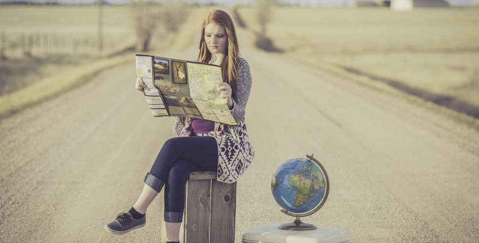 National Read a Road Map Day in USA in 2021