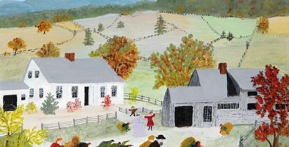National Grandma Moses Day in USA in 2021