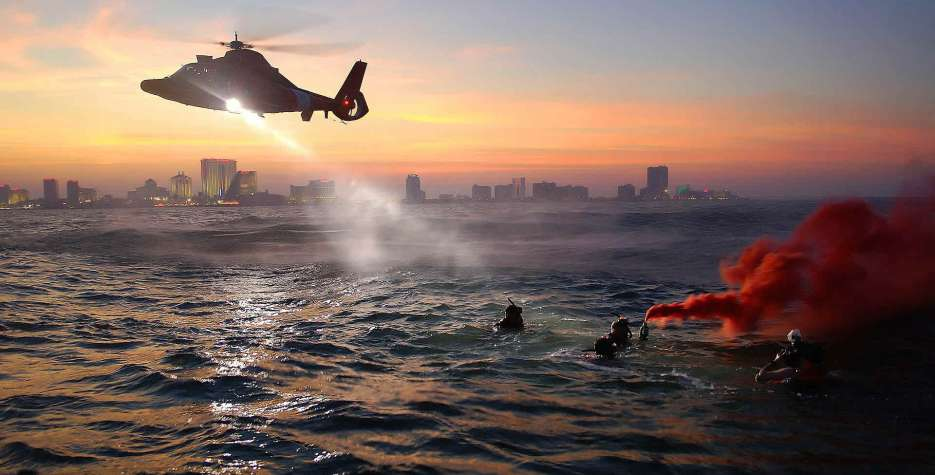 National Coast Guard Day in USA in 2021