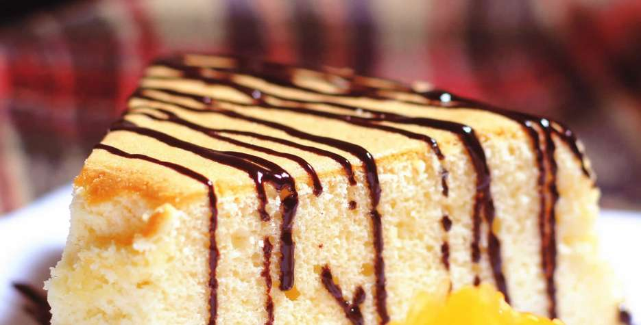 National Chiffon Cake Day in USA in 2021