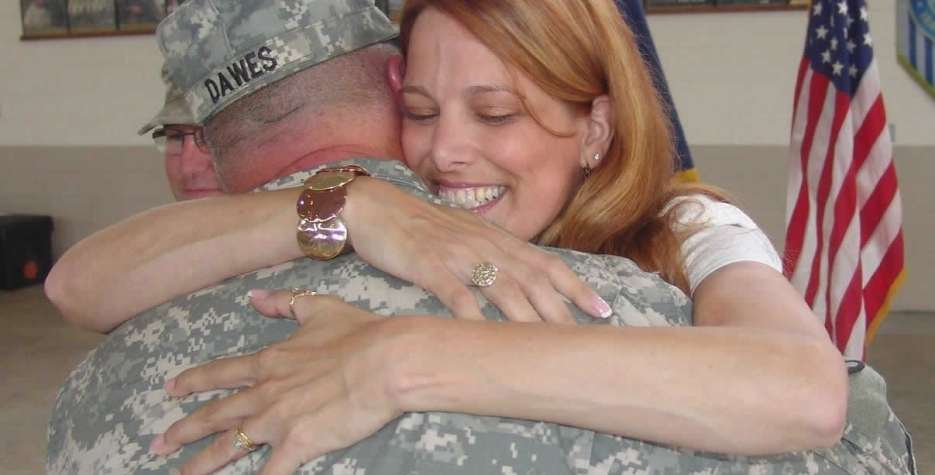 National Military Spouse Appreciation Day in USA in 2021