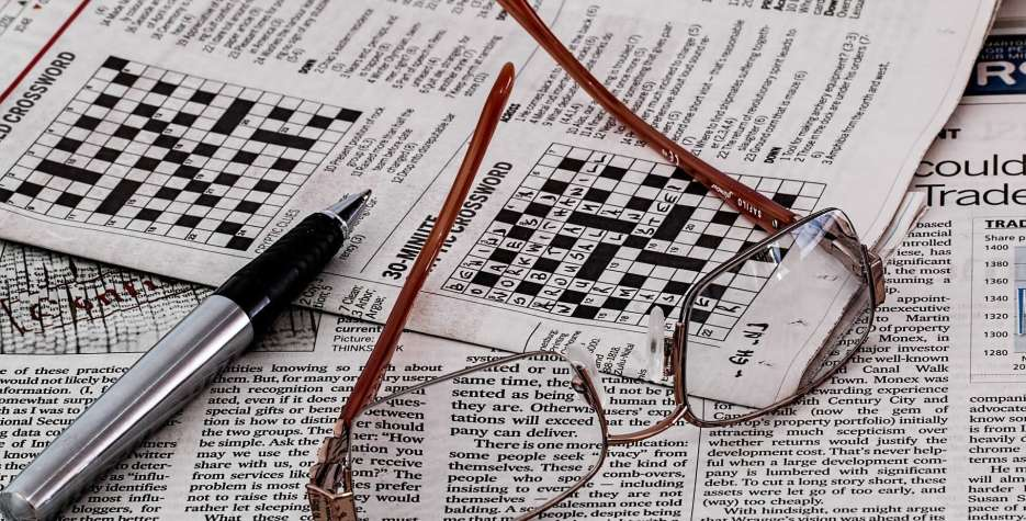 Crossword Puzzle Day in USA in 2020
