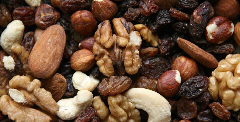 National Trail Mix Day in USA in 2021