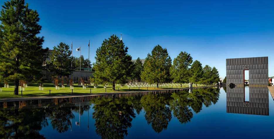 National Oklahoma City Bombing Commemoration Day in USA in 2021