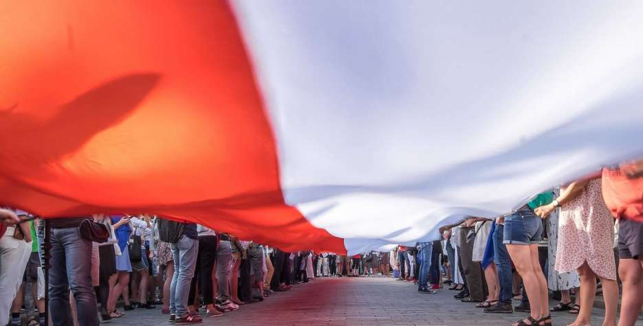 National Flag Day in Poland in 2021