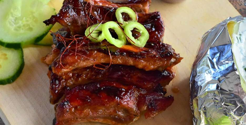National Barbecued Spareribs Day in USA in 2021