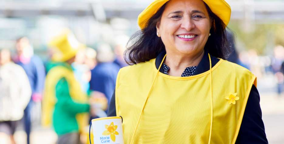 Find out the dates, history and traditions of Marie Curie GreatDaffodil Appeal