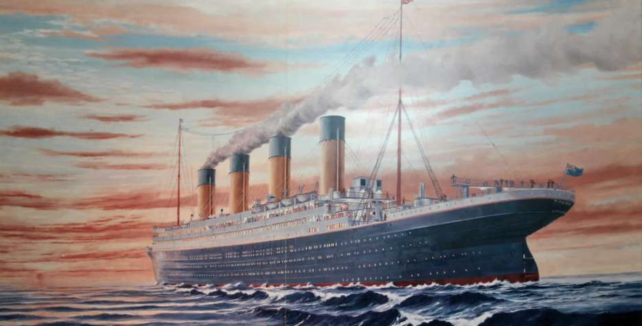 National Titanic Remembrance Day in USA in 2021