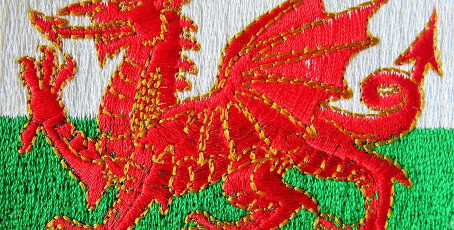 St David is the patron saint of Wales. This holiday is always observed on March 1st, as the tradition is that he died on that day in 589 AD